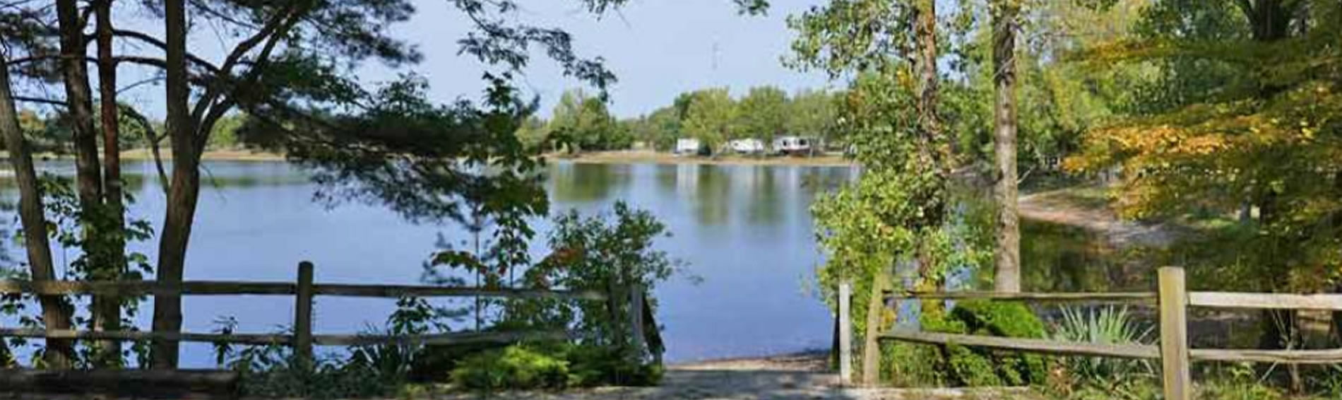 Campgrounds near Muskegon, Lake Michigan - Lake Sch-Nepp-A